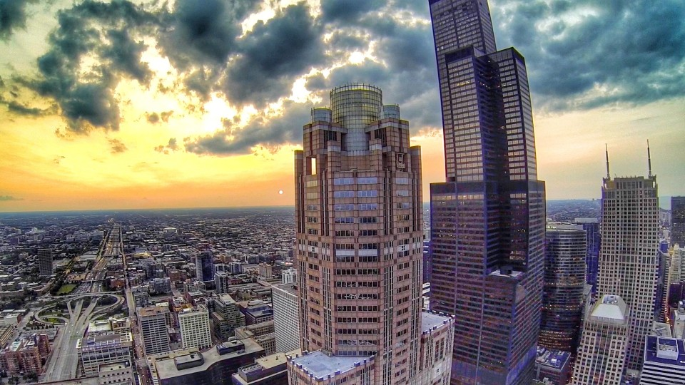 Drones - Willis Tower Chicago
