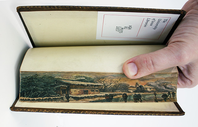fore-edge 3
