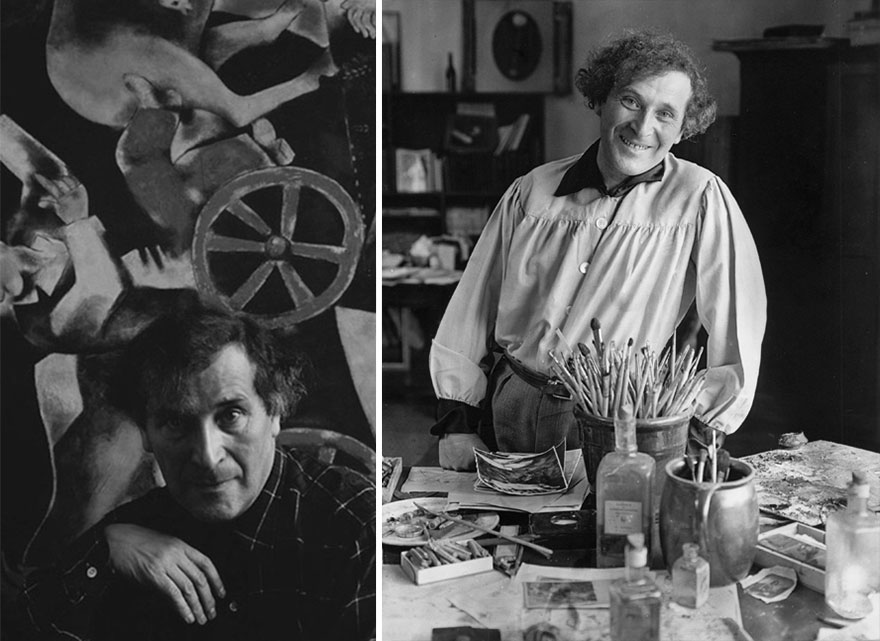ateliers chagall