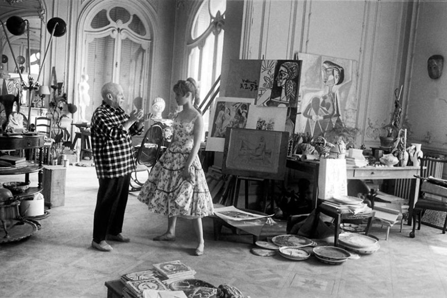 ateliers picasso