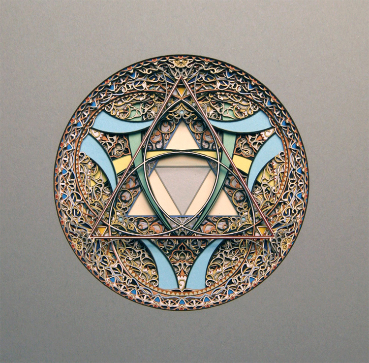 Eric Standley 1 (Circle drawings)