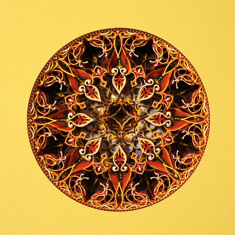 Eric Standley 3 (Circle drawings)