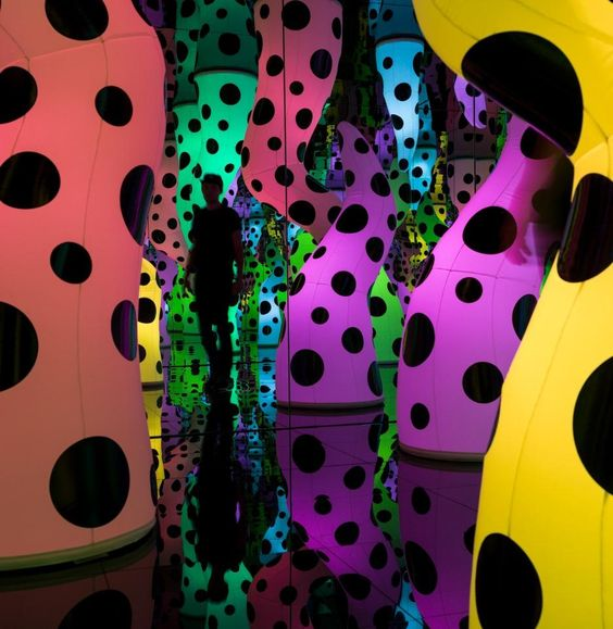 kusama 15 - love is calling