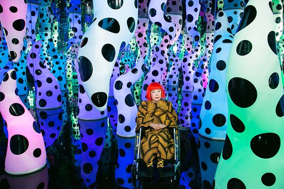 kusama 17 - love is calling